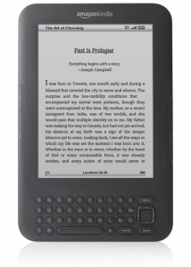 UK Kindle 3