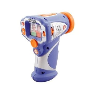 Vtech Kidizoom Video Camera for Boys Blue Colour